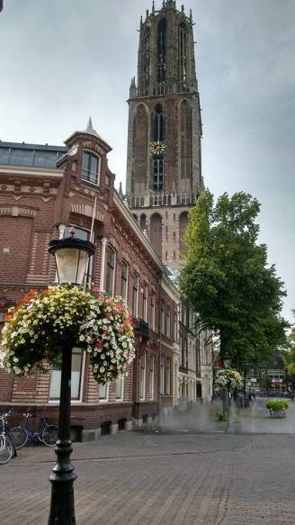 Dom Tower, Utrecht, Netherlands, 2015