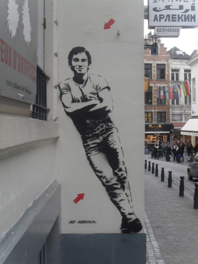 Brussels, Belgium, 2009