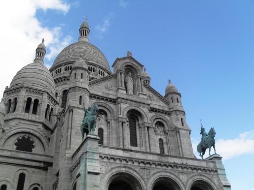 Sacre Coeur. Paris, France, 2009