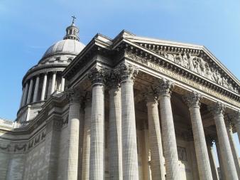 Pantheon. Paris, 2009