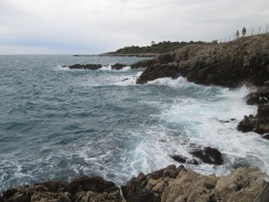 Sentier du Littoral. Antibes, France, 2014
