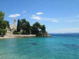 The village of Bol, Brac Island, Croatia, 2014