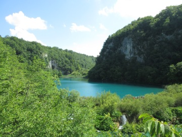 Plitvice lakes, Croatia, 2014